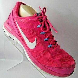 Nike Dual Fusion Run 3 Size 9.5 Womens C1A C22